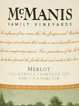 McManis - Merlot